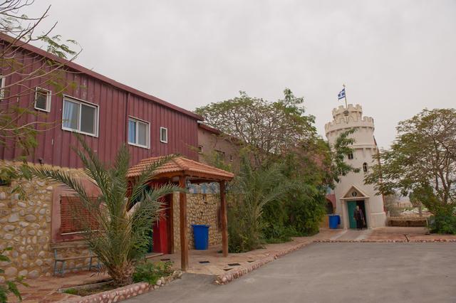 Гостиница для паломников при монастыре