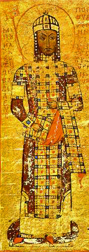 Мануи́л I Комни́н (др.-греч. Μανουήλ Α' Κομνηνός; 1118 -1180) - византийский император
